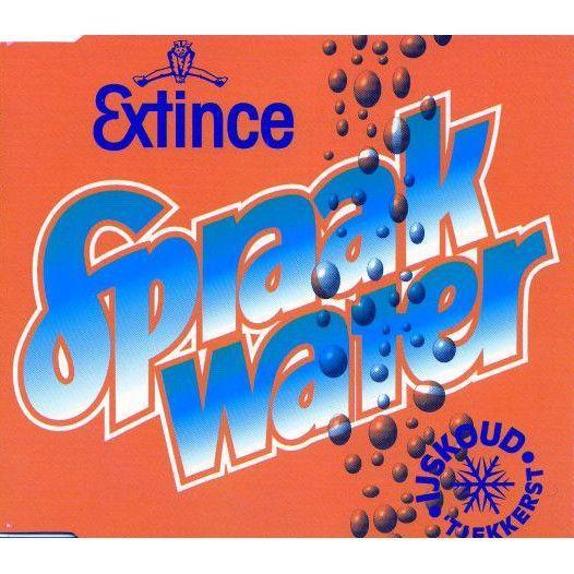 Coverafbeelding Spraakwater - Extince