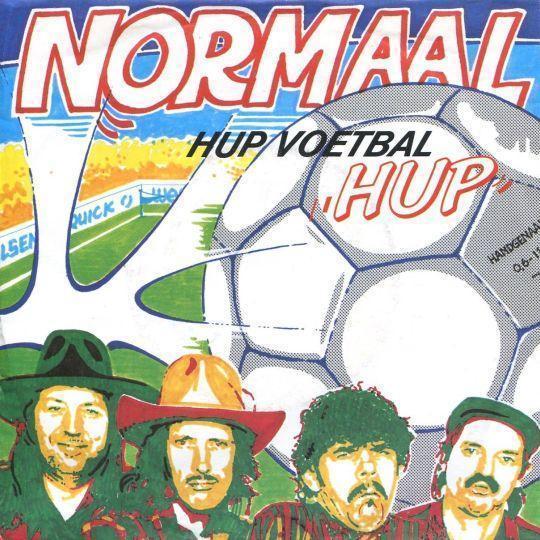 Coverafbeelding Hup Voetbal Hup - Normaal