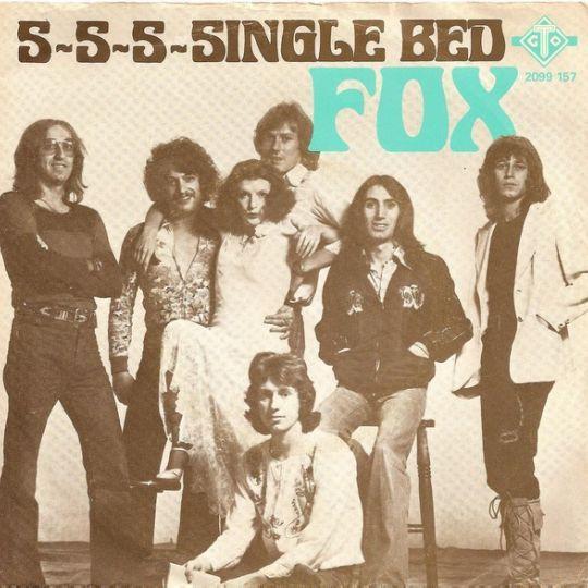 Coverafbeelding Fox - S-S-S-Single Bed