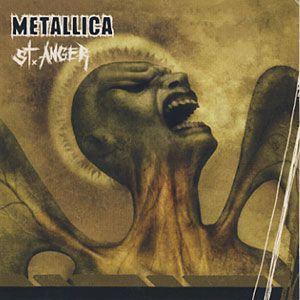 Coverafbeelding St. Anger - Metallica