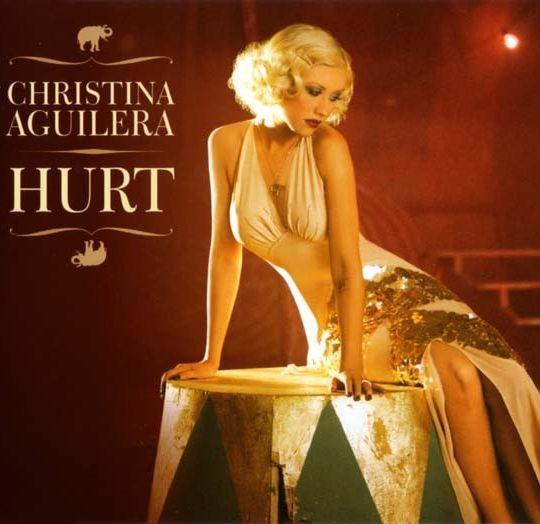 Coverafbeelding Hurt - Christina Aguilera