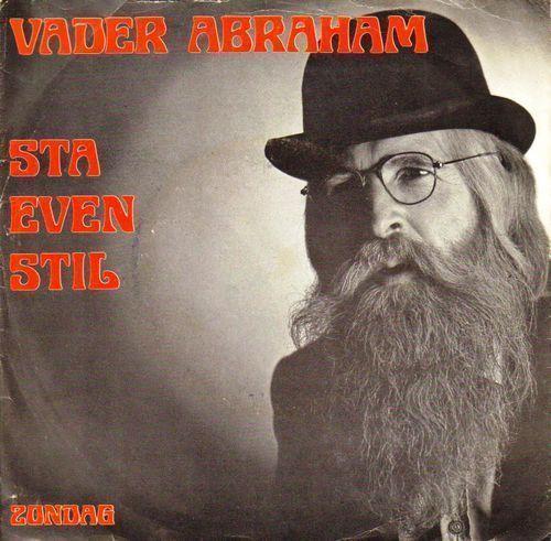 Coverafbeelding Sta Even Stil - Vader Abraham