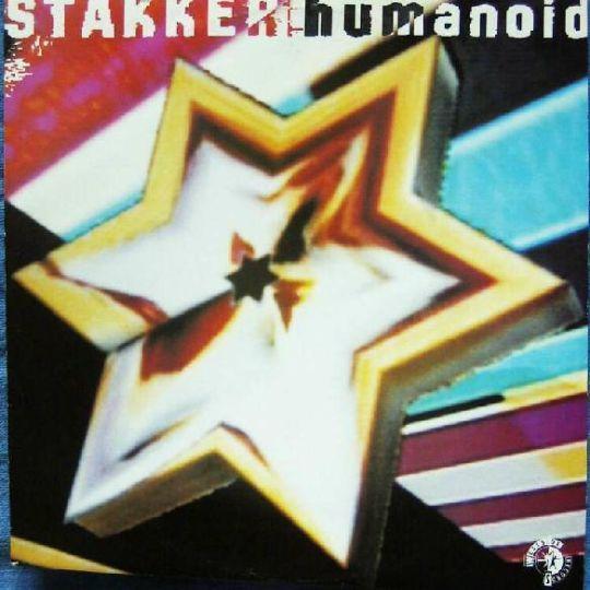 Coverafbeelding Humanoid - Stakker Humanoid