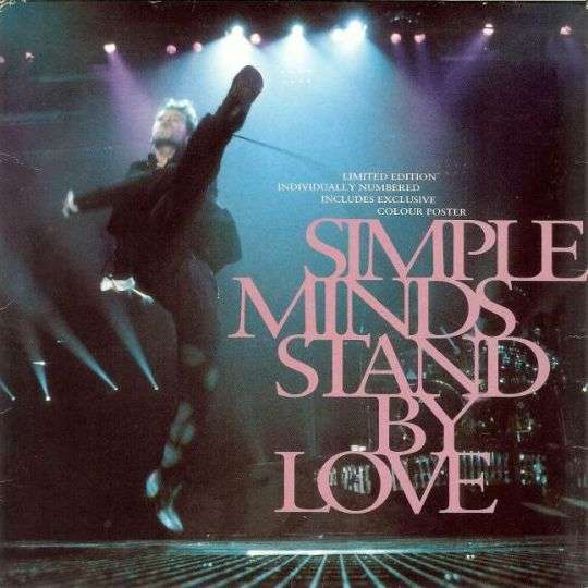 Coverafbeelding Stand By Love - Simple Minds
