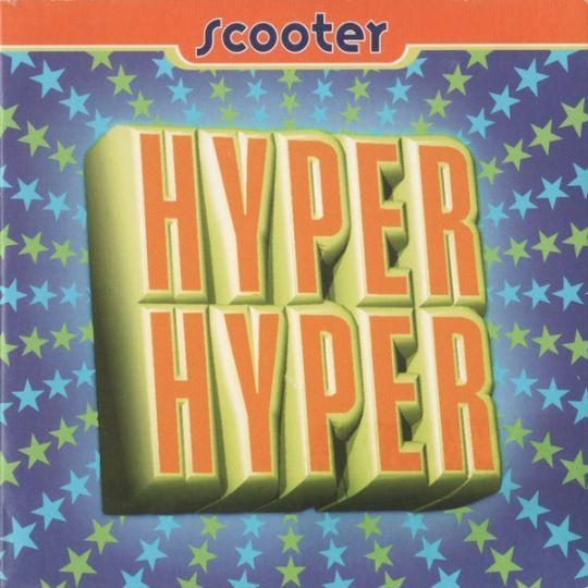 Coverafbeelding Hyper Hyper - Scooter