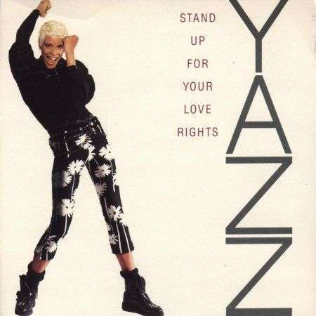 Coverafbeelding Stand Up For Your Love Rights - Yazz