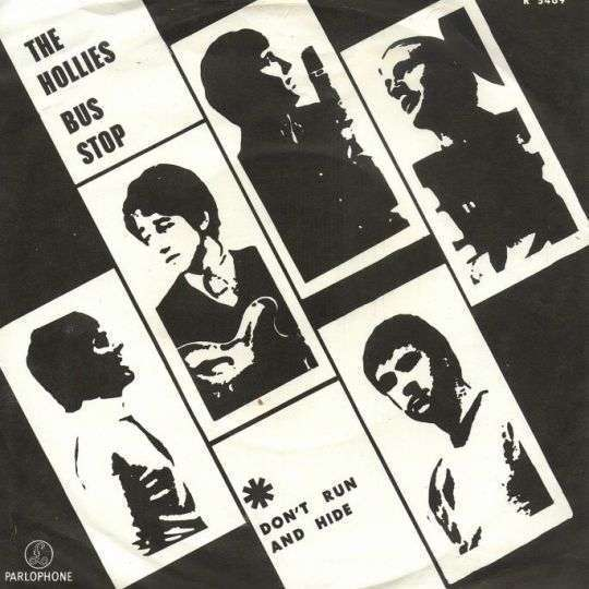 Coverafbeelding Bus Stop - The Hollies