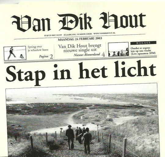 Coverafbeelding Stap In Het Licht - Van Dik Hout