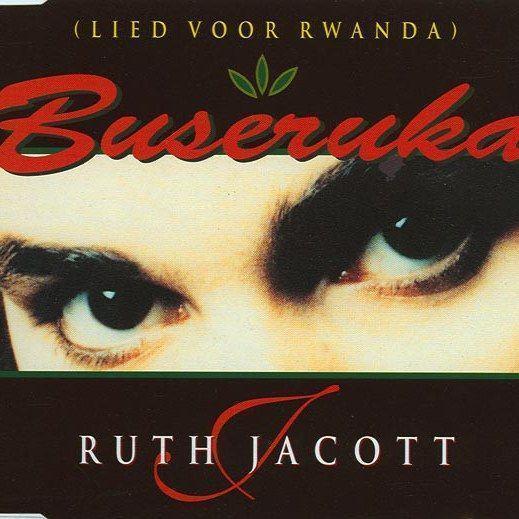 Coverafbeelding Buseruka (Lied Voor Rwanda)/ Ik Kan Echt Zonder Jou - Ruth Jacott
