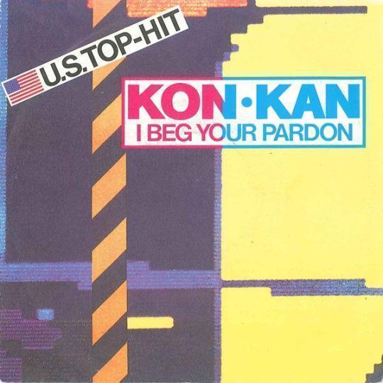 Coverafbeelding Kon Kan - I Beg Your Pardon