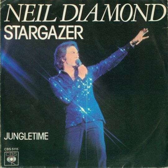 Coverafbeelding Stargazer - Neil Diamond