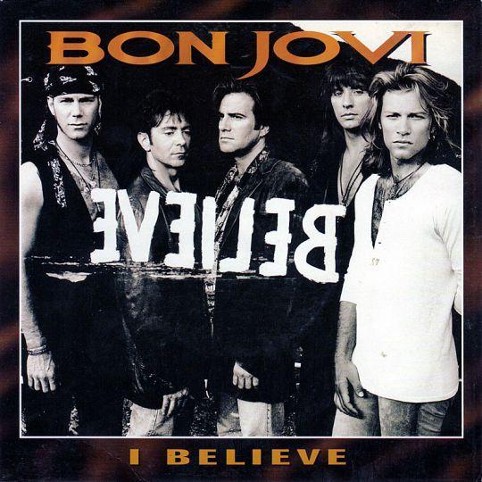 Coverafbeelding I Believe - Bon Jovi