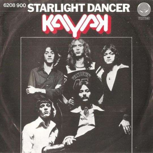 Coverafbeelding Starlight Dancer - Kayak