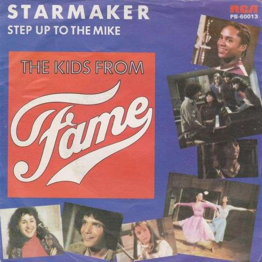 Coverafbeelding The Kids From Fame - Starmaker