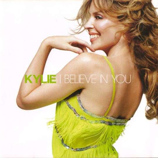 Coverafbeelding I Believe In You - Kylie