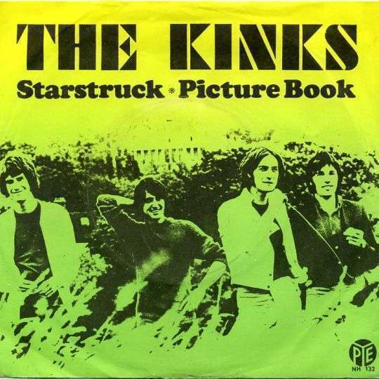 Coverafbeelding Starstruck - The Kinks