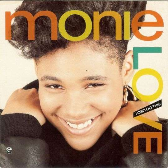 Coverafbeelding I Can Do This - Monie Love