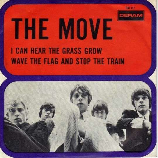 Coverafbeelding I Can Hear The Grass Grow - The Move