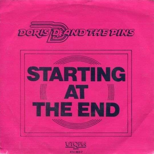 Coverafbeelding Starting At The End - Doris D And The Pins