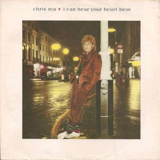 Coverafbeelding I Can Hear Your Heart Beat - Chris Rea