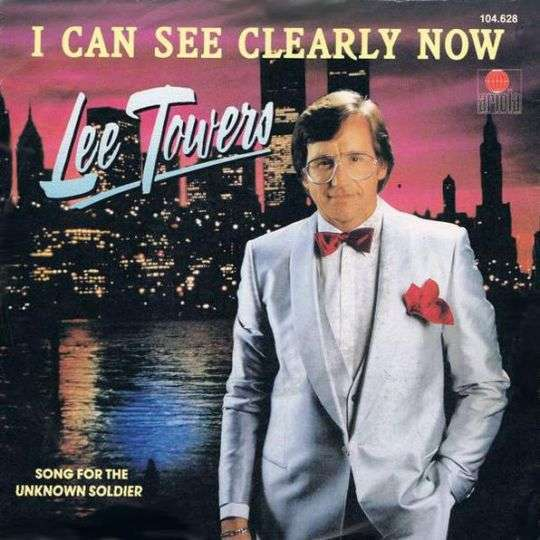 Coverafbeelding I Can See Clearly Now - Lee Towers