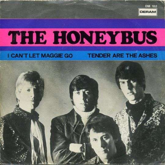 Coverafbeelding The Honeybus - I Can't Let Maggie Go
