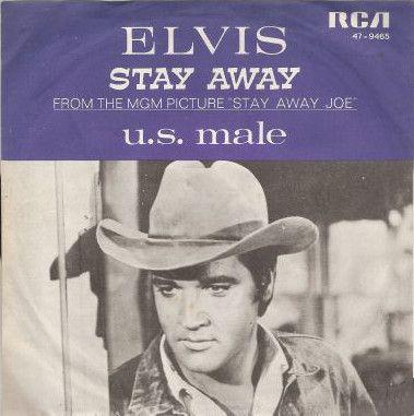 Coverafbeelding Elvis - Stay Away/ U.S. Male