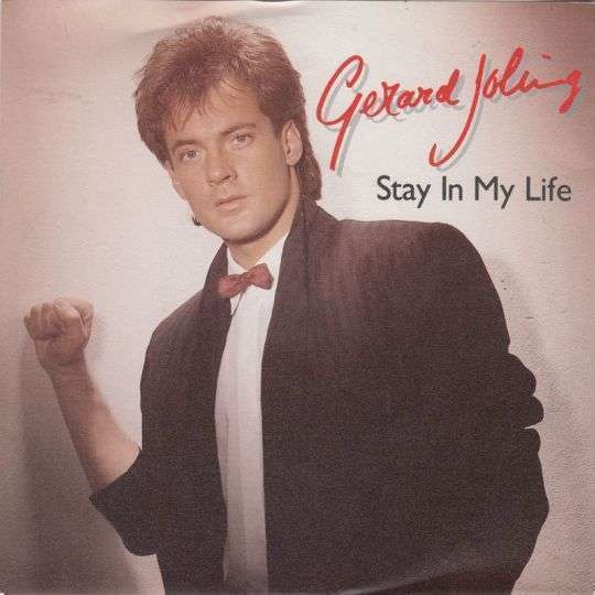 Coverafbeelding Stay In My Life - Gerard Joling