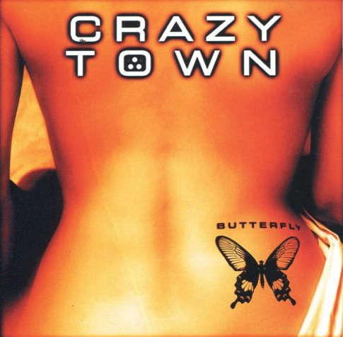 Coverafbeelding Butterfly - Crazy Town