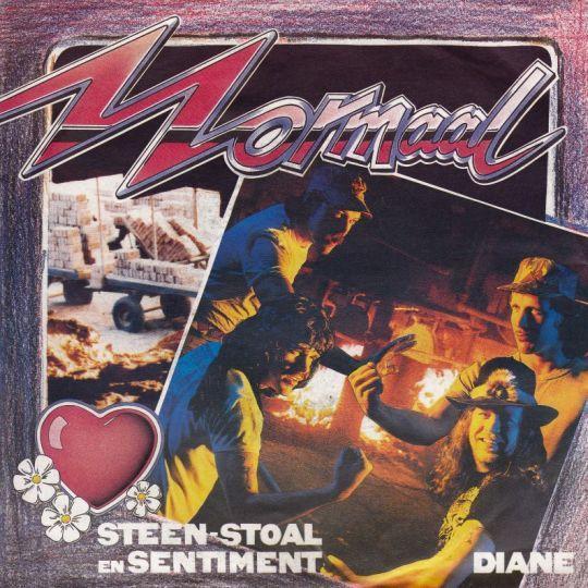 Coverafbeelding Steen-Stoal En Sentiment - Normaal