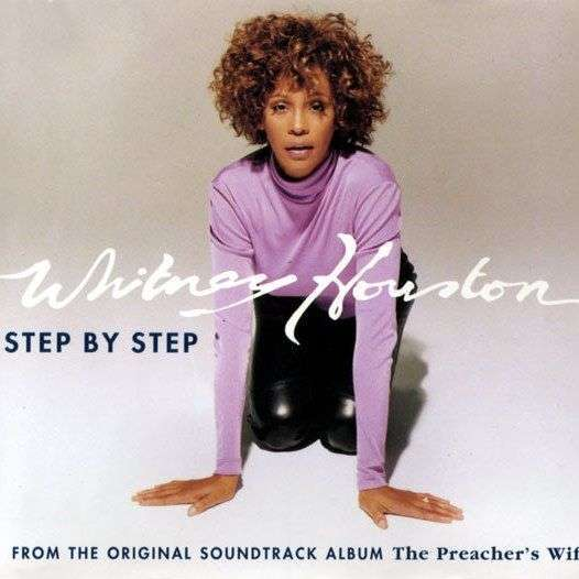 Coverafbeelding Whitney Houston - Step By Step