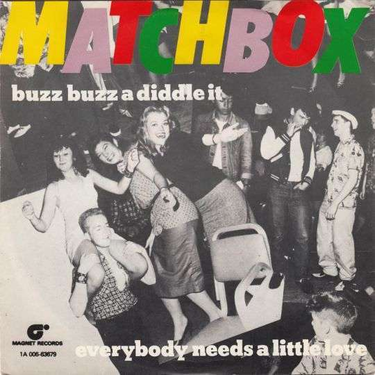Coverafbeelding Matchbox - Buzz Buzz A Diddle It