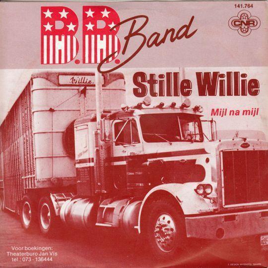 Coverafbeelding B.B. Band - Stille Willie
