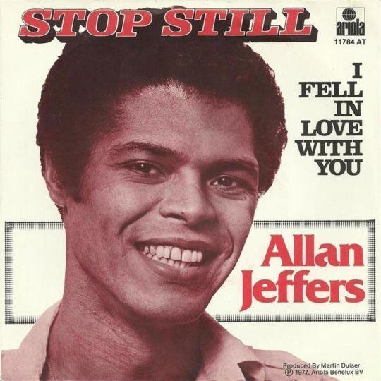 Coverafbeelding Allan Jeffers - Stop Still