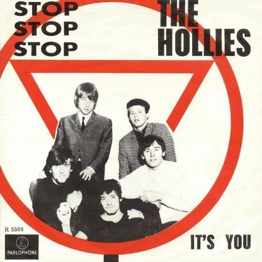 Coverafbeelding The Hollies - Stop Stop Stop