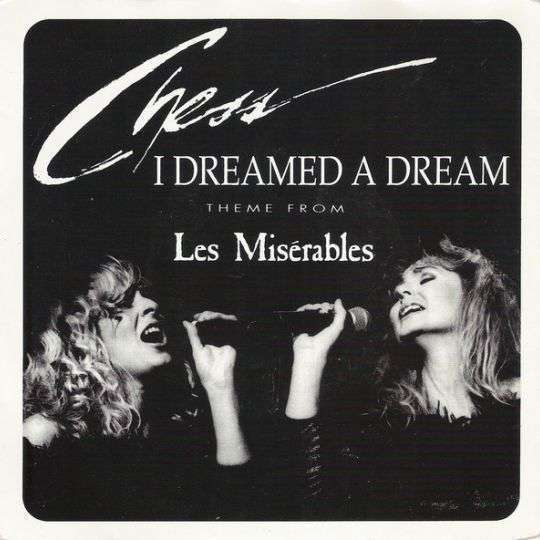 Coverafbeelding I Dreamed A Dream - Theme From Les Misérables - Chess