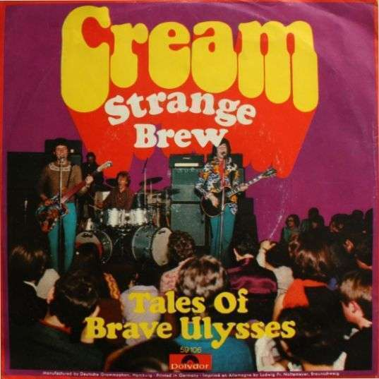 Coverafbeelding Cream - Strange Brew