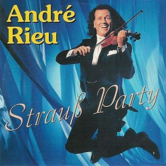 Coverafbeelding Strauß Party - André Rieu