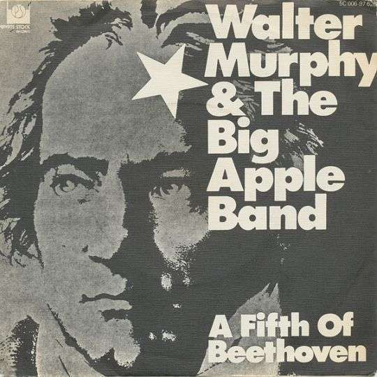 Coverafbeelding Walter Murphy & The Big Apple Band - A Fifth Of Beethoven
