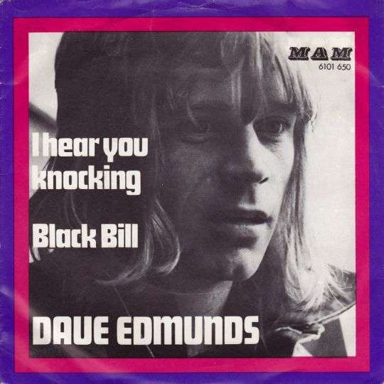 Coverafbeelding Dave Edmunds - I Hear You Knocking