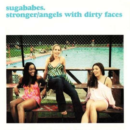 Coverafbeelding Stronger - Sugababes