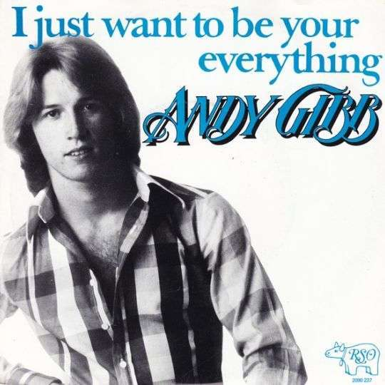 Coverafbeelding I Just Want To Be Your Everything - Andy Gibb