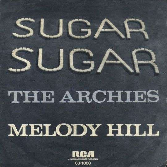 Coverafbeelding Sugar Sugar - The Archies
