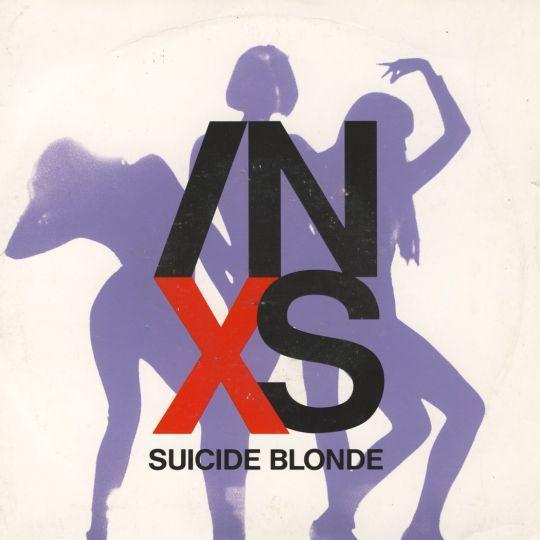 Coverafbeelding Suicide Blonde - Inxs