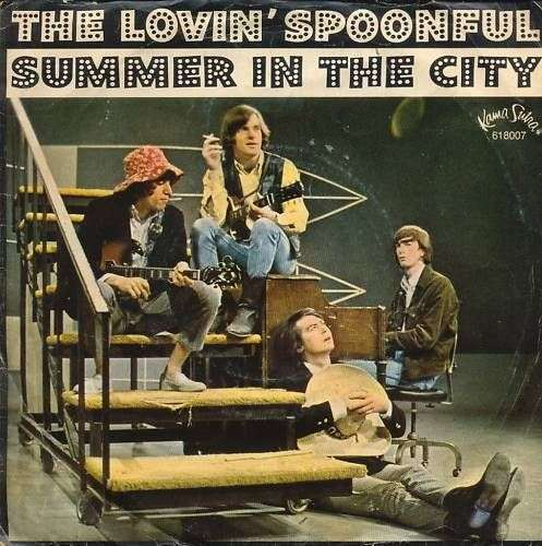 Coverafbeelding Summer In The City - The Lovin' Spoonful