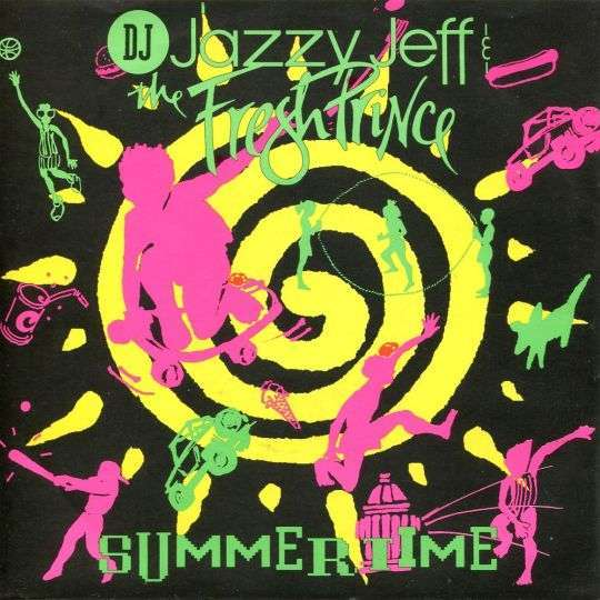 Coverafbeelding Summertime - Dj Jazzy Jeff & The Fresh Prince