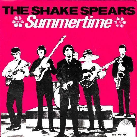 Coverafbeelding The Shake Spears - Summertime