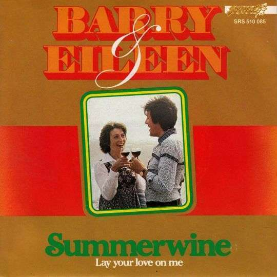 Coverafbeelding Barry & Eileen - Summerwine