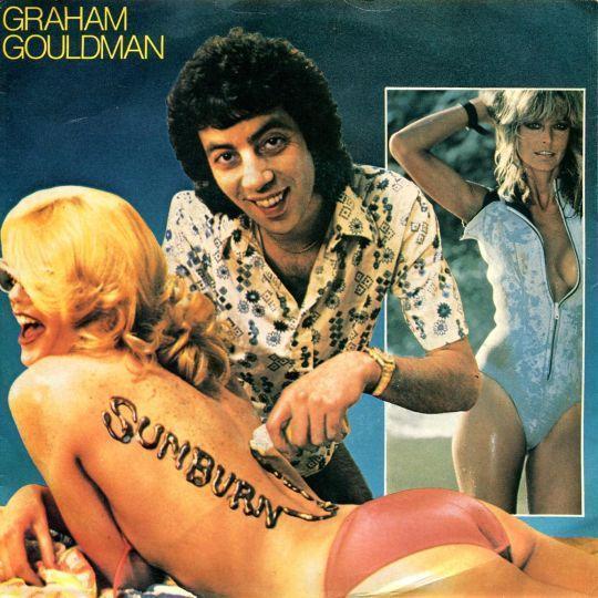 Coverafbeelding Sunburn - Graham Gouldman