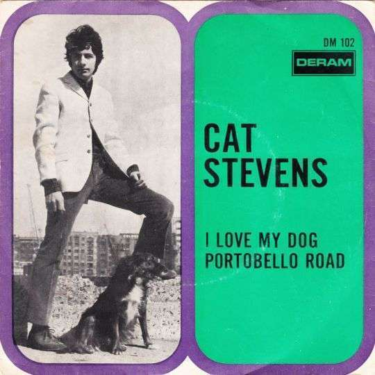 Coverafbeelding I Love My Dog - Cat Stevens
